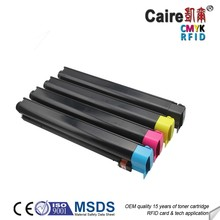 compatible toner cartridge forXerox phaser 7800 printer Chip No 106R01570/106R01571/106R01572/106R01573