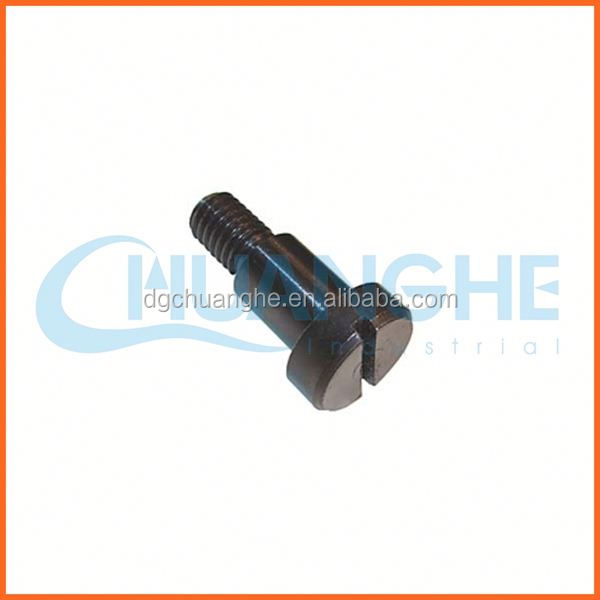 Chuanghe din 923 slotted cheese head shoulder screw