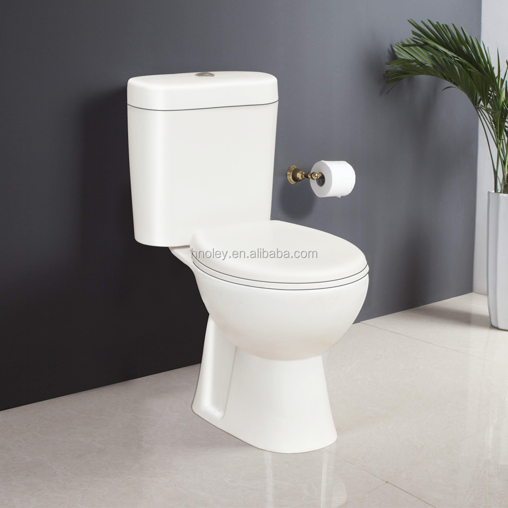 hot sale Chaozhou ceramic Washdown Two piece toilet sink combination OLT-02302S