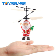 Juguetes Baratos de China | Christmas Gift Rc Toy Helicopter With Lights Induction Aircraft