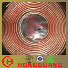 Free machining C12200 air conditioner copper coil pipe