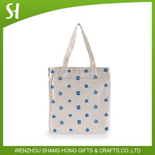 bag type promotion bag/custom canvas tote bag for your own
