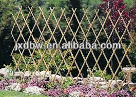 Wood Fence Garden Climbing Plant Trellis For Sale