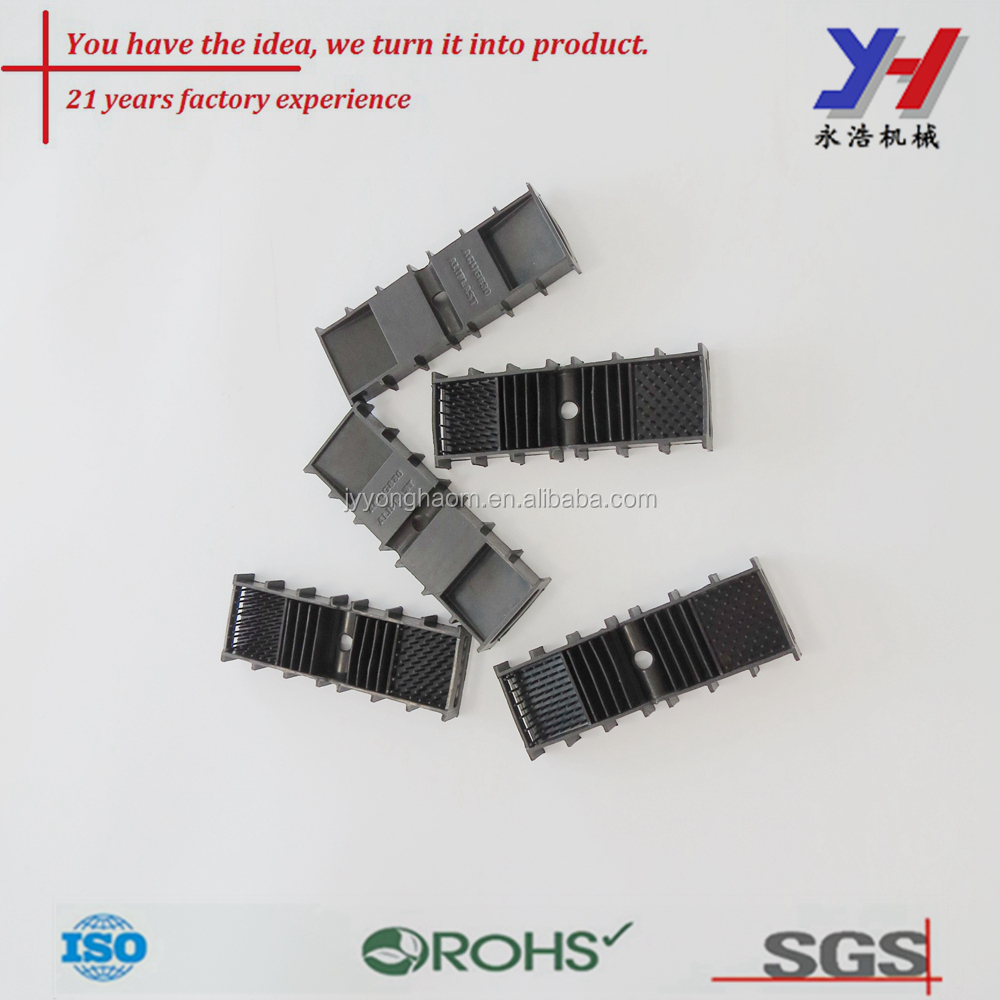 Custom made high quality environment friendly rubber silicone component