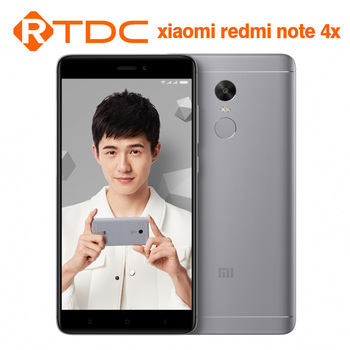Original Xiaomi Redmi note 4X 3gb 16gb snapdragon 625 mobile phone