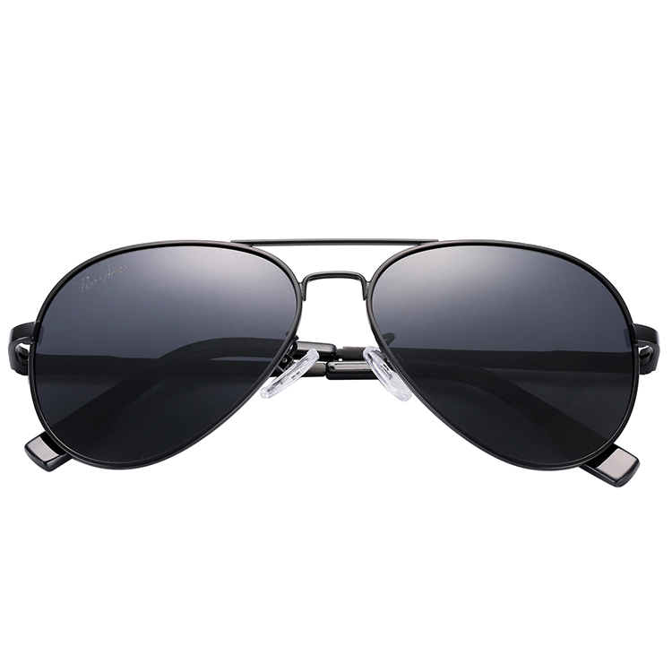 Pro Acme Small Polarized Pilot Sunglasses for Adult Small Face and Junior PA3044