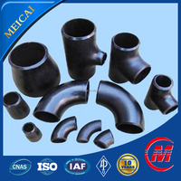 ms pipe elbow 45 degree dimensions