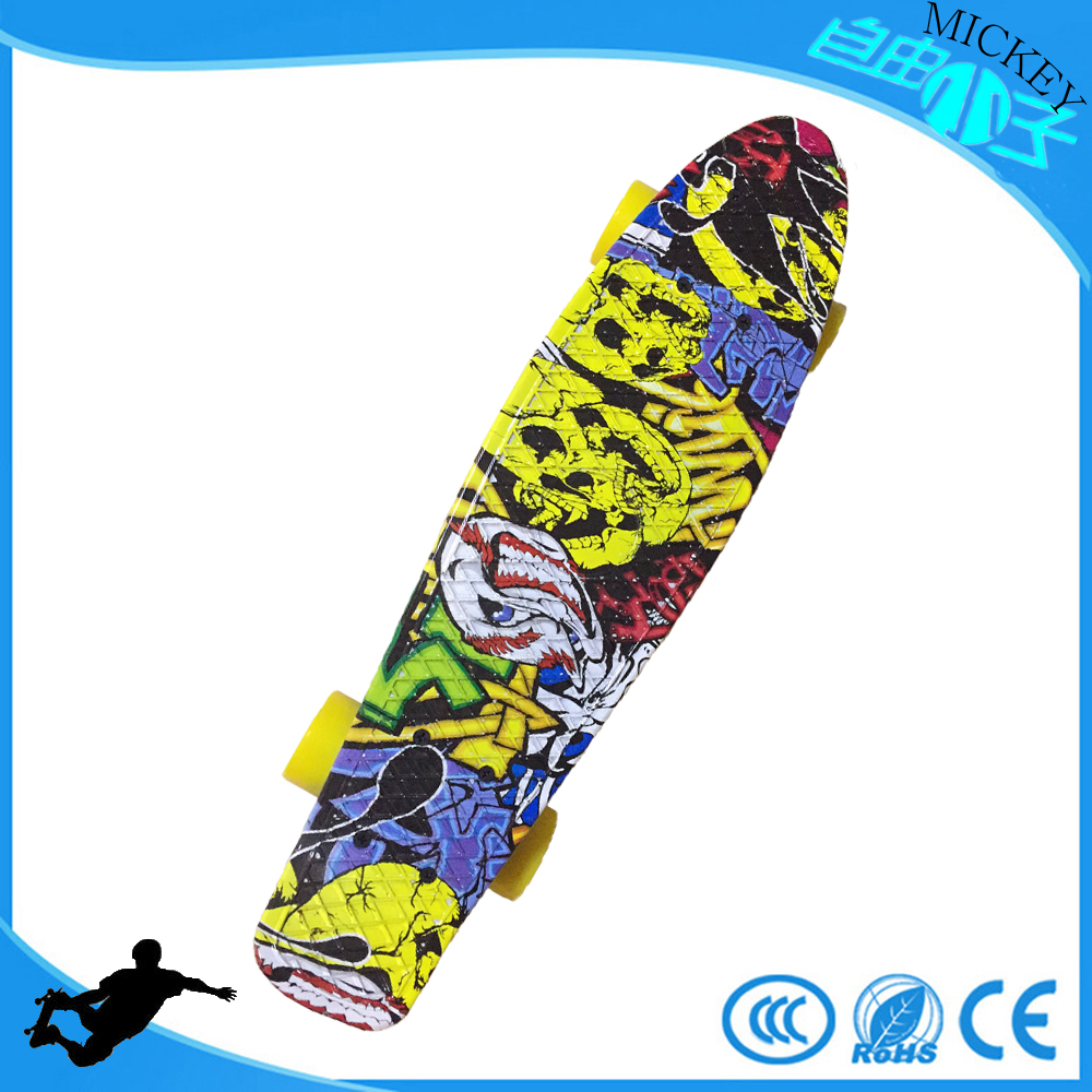 Best sale hand board skateboard