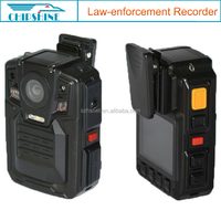 Continous recording Gps function police wearable camera for law-enforcing departments