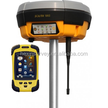 High precision 220 channels rtk gps , S82 Integrated RTK GNSS Surveying System