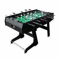 4ft foldable Foosball Table Soccer Game for Kids and Adults