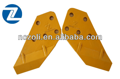 PC300R excavator parts side cutter for backhoe track excavator