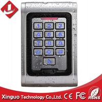 IP68 Waterproof Standalone Keypad Door Access Controller