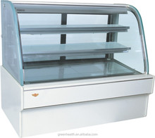 Display Pizza Refrigerator for Restaurant Used Commercial R134a Gas Bakery Equipment Prices