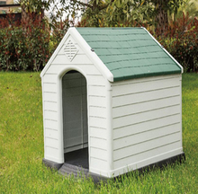 Outdoor large pet house removable plastic dog house