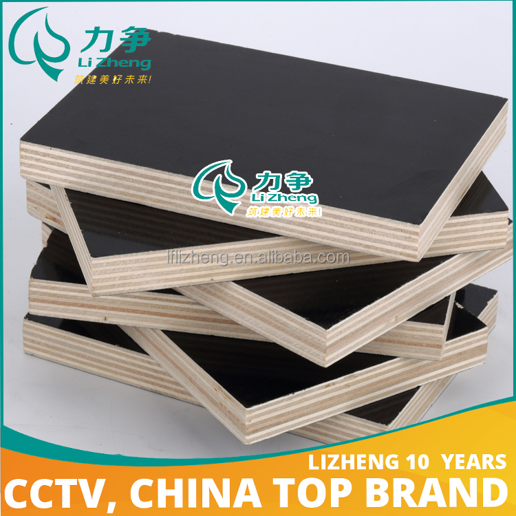 AA quality indoor usage first glass grade furniture grade plywood