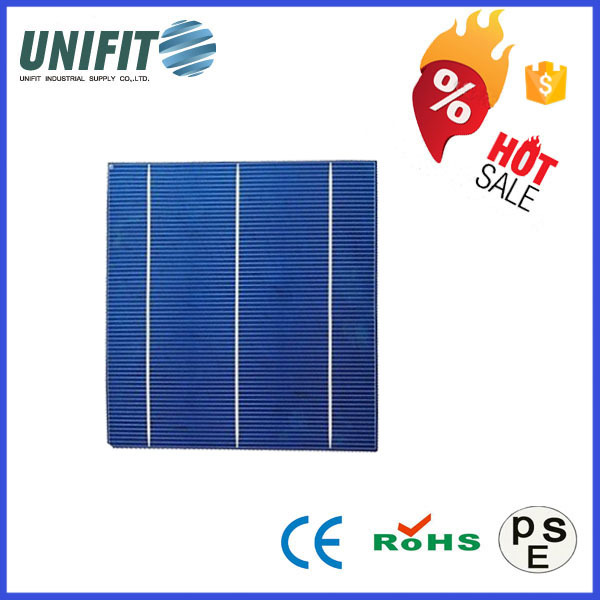 Wholesale A Grade And B Grade 3bb Polycrystalline 6 Inch Triple Junction Solar Cell With Low Price