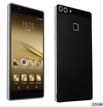 Hot sell 6 inch MTK6580 quad core smart cheap cellphone, cellphone for P9 Plus
