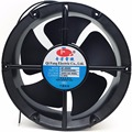 high flow rate 230v ac axial fan 200mm
