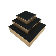 top quality branded watch packaging box display case