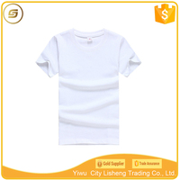Very low price wholesale plain white t-shirts for men