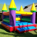 HOLA happy trampoline for kids/bounce house/bounce castle