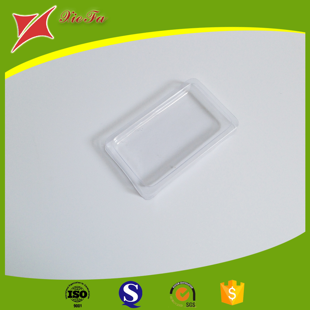 Blister packaging tray for mobile phone case