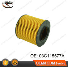 oil filter 03C115577A for VW for AUDI for SKODA for SEAT