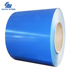 AIYIA LOW COST iron and steel ppgi color coated galvanized steel coil