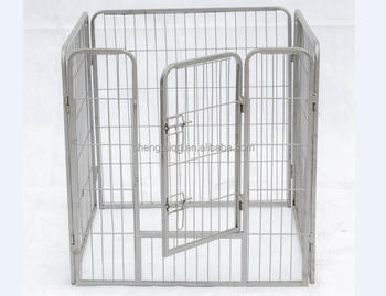 the metal dog crates