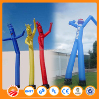 hot sale advertising best price small inflatable air dancer
