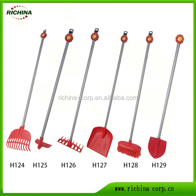 any color available, Plastic material, Light weight, Kids Garden Tools Set