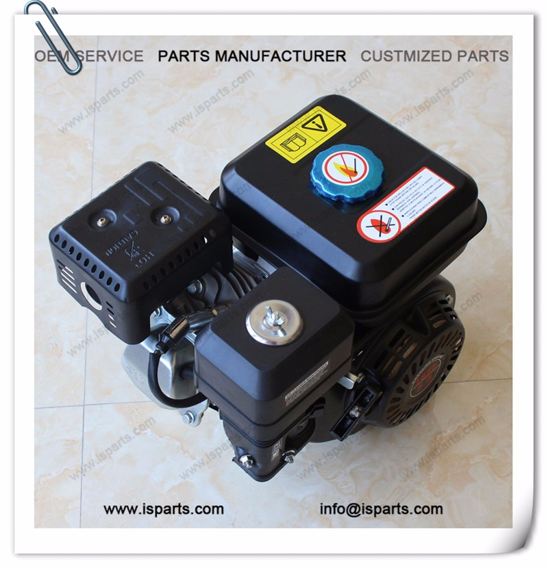 168F-1 Gasoline Engine Water Pump 6.5hp GX200 200cc Engine