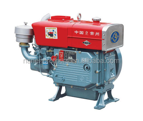ZS1105 16HP chinese marine diesel engine with gearbox used
