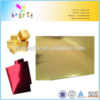 metallic luster paper supplier in China