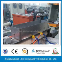 Aluminum Foil Pudding Cup Machinery