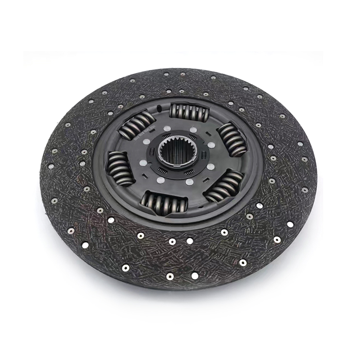 Best price single plate friction Pressure Plate Assembly clutch disc for truck