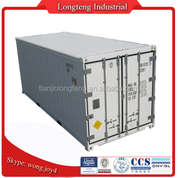 20' Used/New Refrigerated Containers for Sale