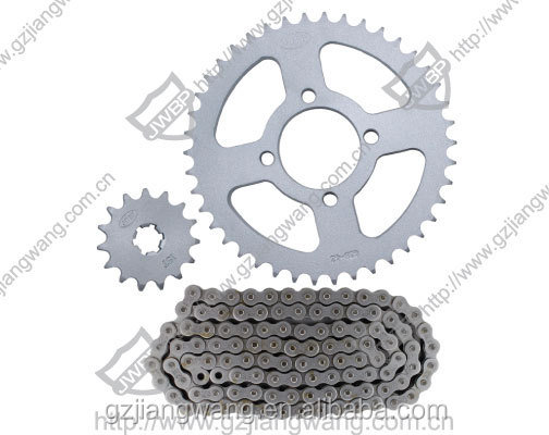 Motocycle roller chain sprocket,1024 stainless steel material for bajaj ct100 chain sprocket,motorcycle sprocket for honda wave