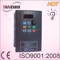 VFD Inverter 3HP Input 3HP frequency inverter for spindle motor speed control