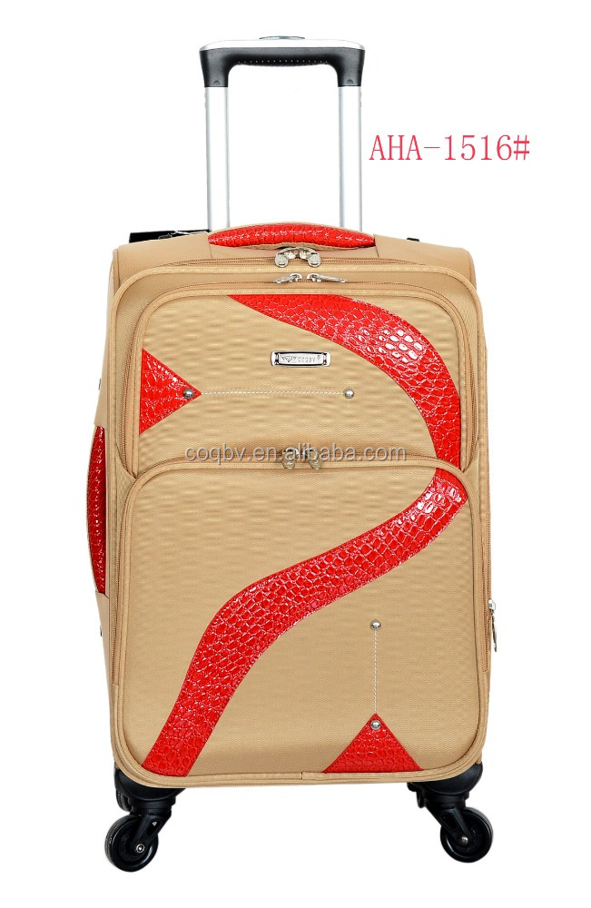 wholesale stylish trolley travel trolley luggage