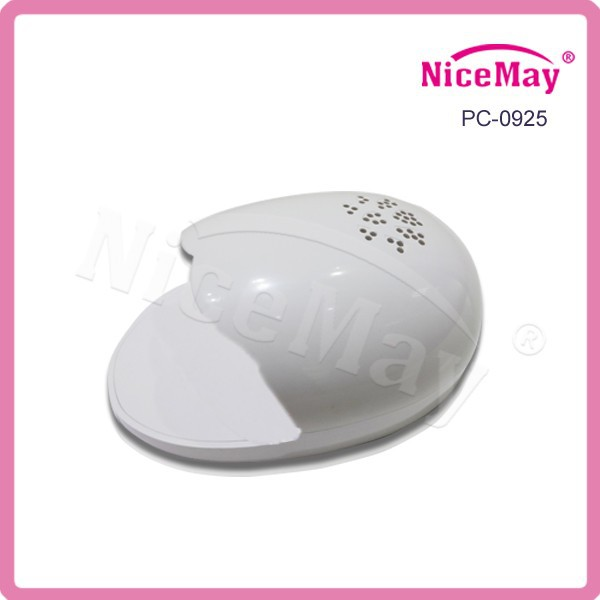 Battery operated nail dryer nail care dryer with led lamp