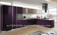 2014 new arrival 2 pac / painting / laminate / MDF kitchen cabinet Modern MDF and Melamine Kitchen Cabinet