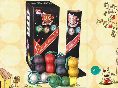 "1.75"" ARTELLERY SHELL FIREWORKS wholesale fireworks"