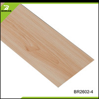 Eco-friendly best quality waterproof anti-slippery 2mm vinyl floor