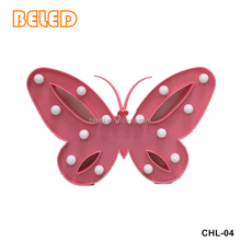 Christmas decoration Light led butterfly modeling lights battery operated marquee sign kids room wedding party light