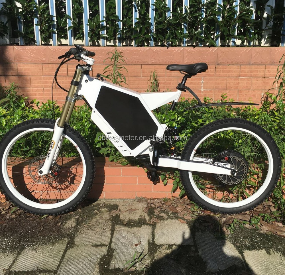 quad electric bike set 5000w electric bike