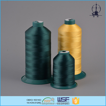 Chinese factory 100% nylon 70D/3 chemical resistance thread for sewing machine