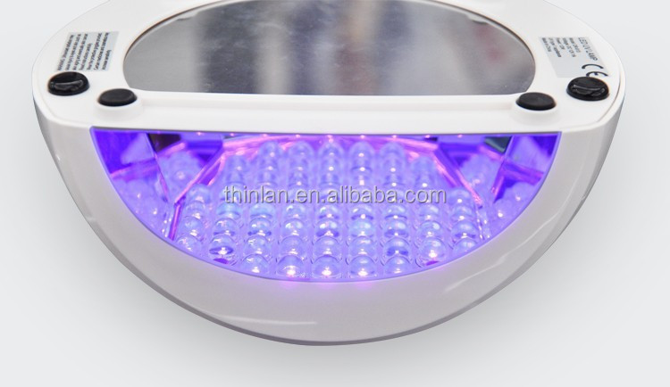 New products 2016 Best Selling Hot 12 watt led nail lamp led gel polish 12w mini led nail ultra violet lamp new nail dryer table