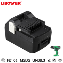 Libower OEM Manufacture for Hitachi BSL1830 electric tool Rechargeable 18v battery pack 3Ah power tools battery